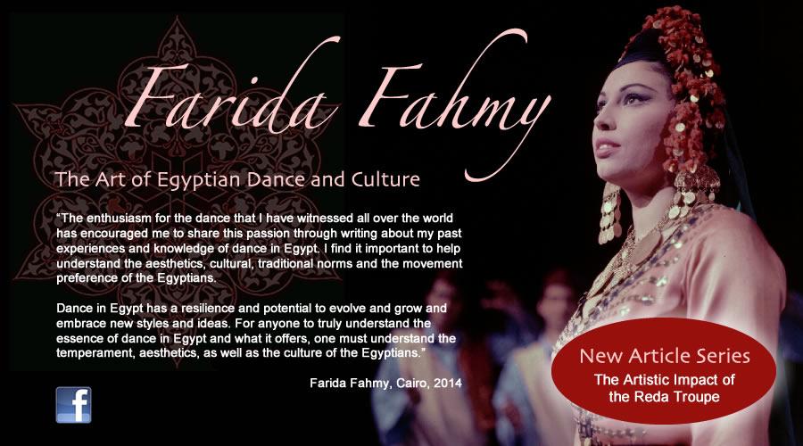 Farida Fahmy's Official Dance Site - Egypt
